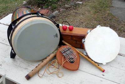 natural instruments